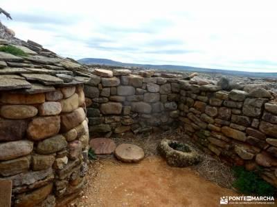 Yacimiento Numancia y Villa Almazán;villuercas serrada de la fuente parque natural de ponga